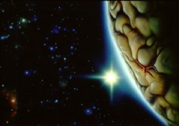 """""""Brain Interconnected to our Universe"""""""