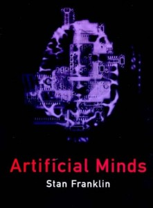 """Artificial Minds Stan Franklin Book Image"""