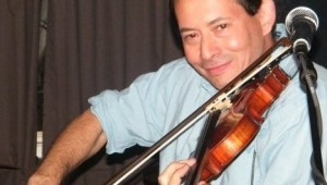 """David Edelman, PhD Playing Violin"""